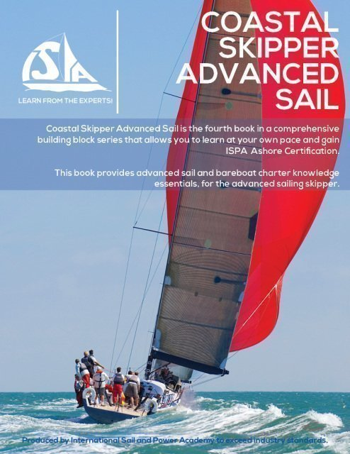 ISPA Coastal Skipper Advanced Sail