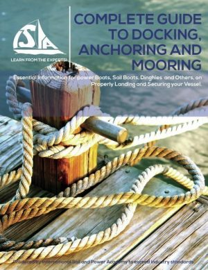 ISPA Complete Guide to Docking, Anchoring, and Mooring