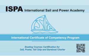 ISPA Official Certificate Card 1