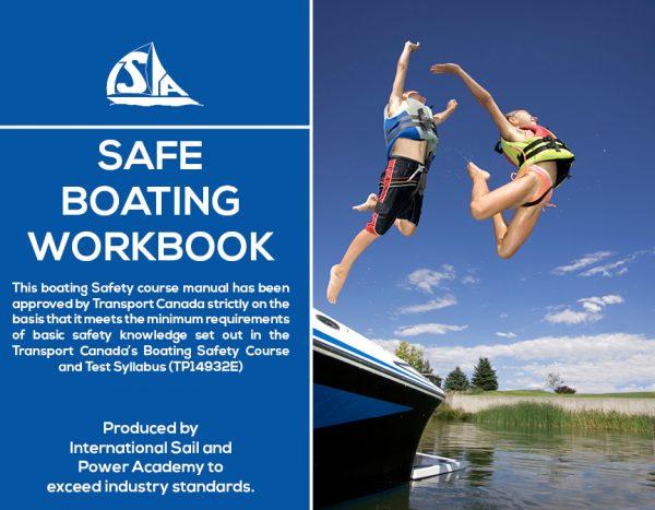 ISPA Safe Boating Workbook