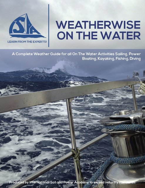 ISPA Weatherwise on the Water